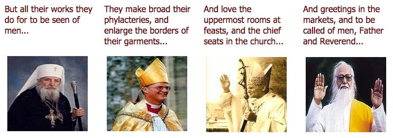 spiritually blind religious leaders