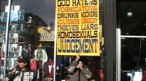 street preaching evangelist evangelism videos