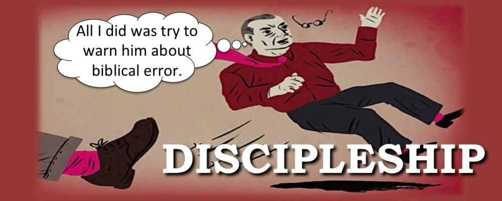 Christian Discipleship materials and bible studies