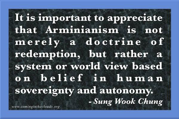 arminianism captivity of modern evangelical church