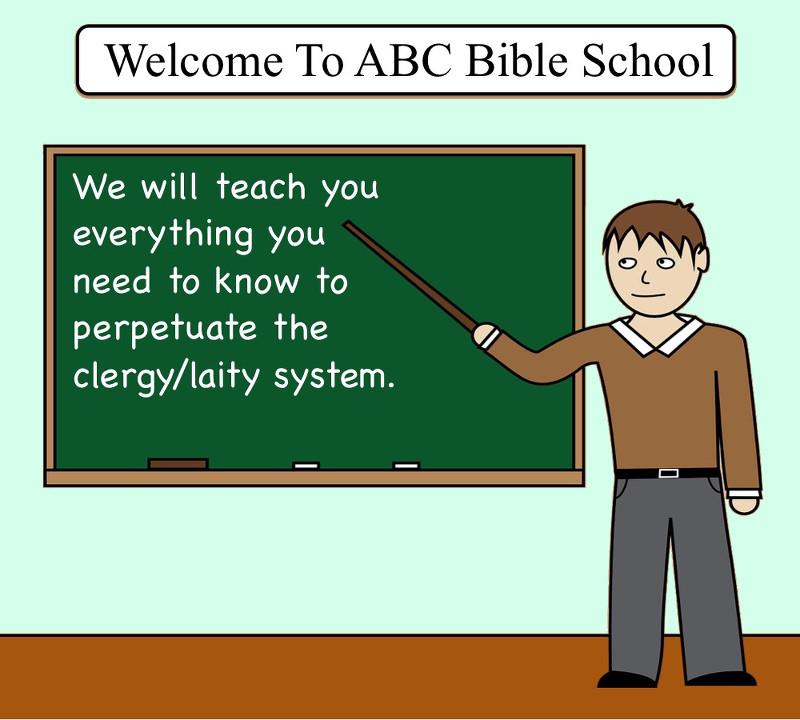 Christian Bible school college seminary professor teacher instructor